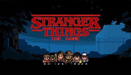 Juego Stranger Things Para Movil Dia De Stranger Things