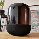 Huawei Sound X, lo hemos probado: se ve, se escucha y cuesta lo de un altavoz inteligente, pero no tiene ni Alexa ni Assistant