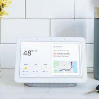 Google Home Hub, el altavoz inteligente de Google con pantalla, aspira a ser el único panel de control del hogar