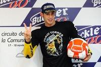 CEV Buckler 2012: Jordi Torres se proclama campeón de España de Moto2 en Valencia