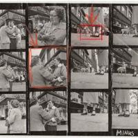 Magnum saca a la venta trece hojas de contactos de gran formato por la caridad