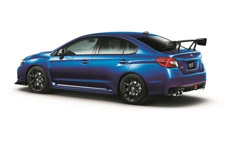 Subaru Wrx S4 Ts 4