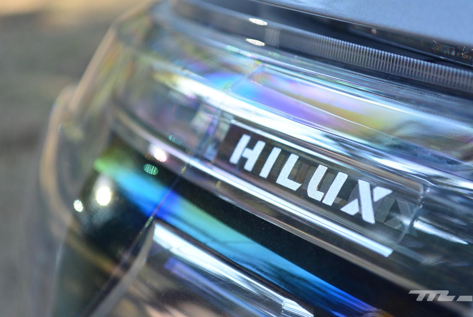 Foto de Toyota Hilux Diesel (prueba) (14/18)