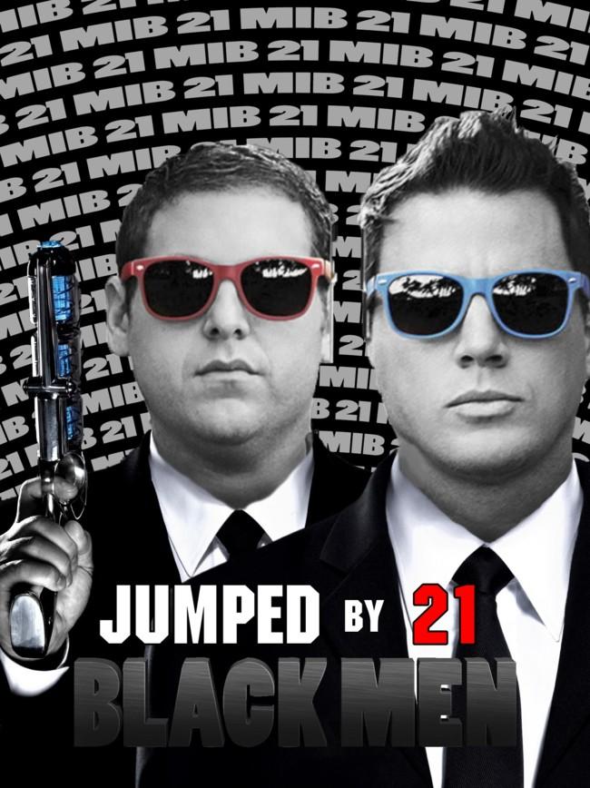 Fan póster de 23 Jump Street
