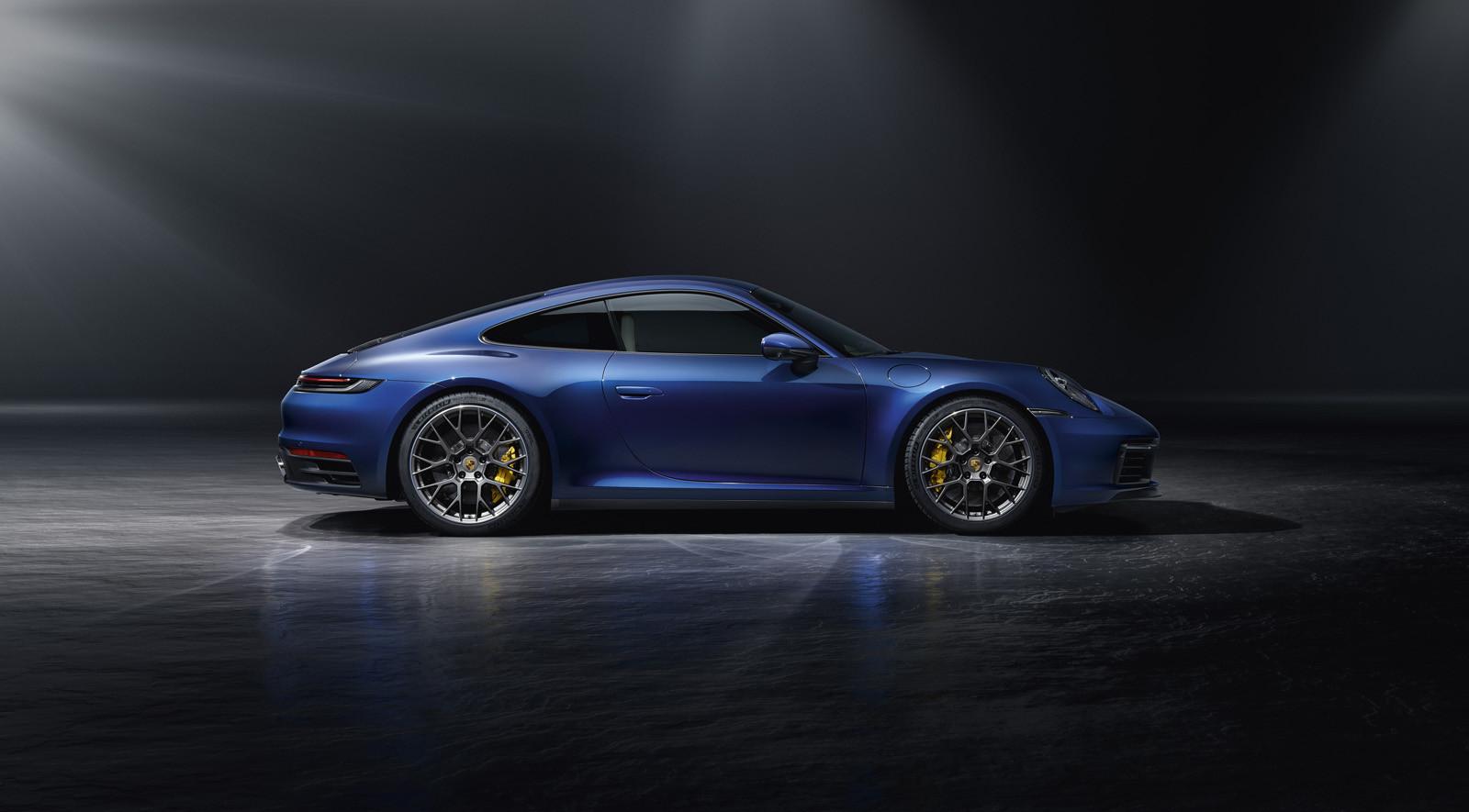 Foto de Porsche 911 (992) 2019 (12/29)