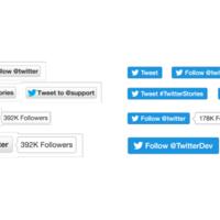 """""""Twittear"""" y """"Seguir"""" se ponen azules: la red social lanzará un rediseño de los botones en octubre"""