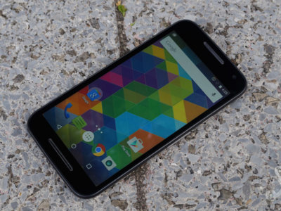 Aparece la primera imagen del supuesto Moto G4 Plus ¿con sensor de huellas?