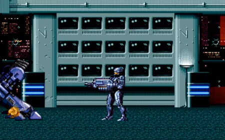 Robocop vs Terminator