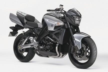 Suzuki presentará la B-King en Madrid Mas Moto