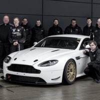 Andy Palmer, CEO de Aston Martin, correrá las 24 Horas de Silverstone con un Vantage GT4