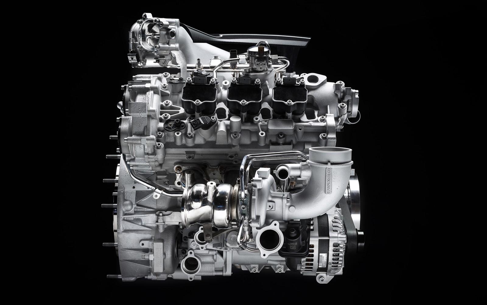 Foto de Motor Maserati Nettuno 2020 (2/10)