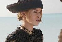 Keira Knightley no estará en 'Piratas 4', sobre cuyo argumento ya hay rumores