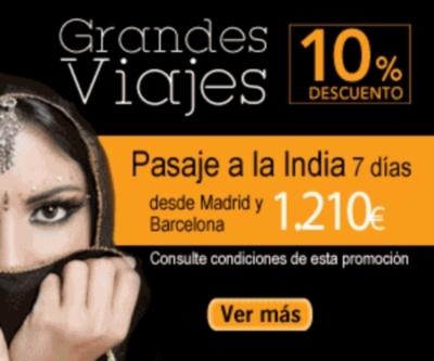 """Halcon Viajes lanza """"Grandes Viajes"""" con un 10% de descuento"""