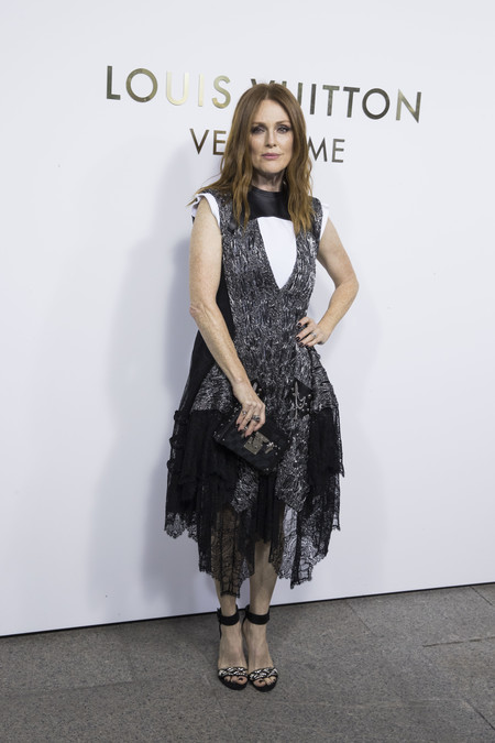 louis vuitton paris celebrities vendome Julianne Moore