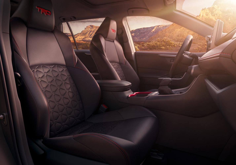 Foto de Toyota RAV4 TRD Off-Road (7/8)