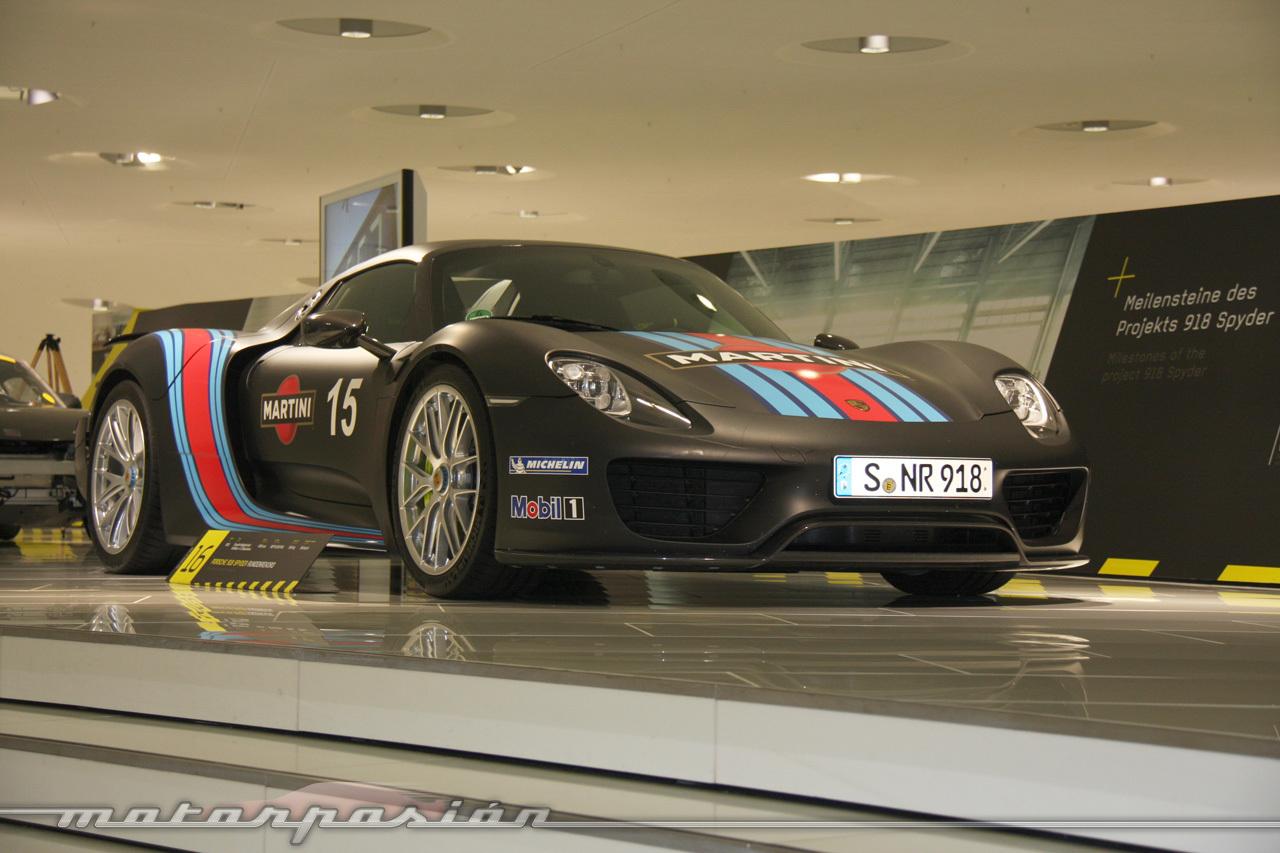 Foto de Museo Porsche - Project: Top Secret! (10/54)