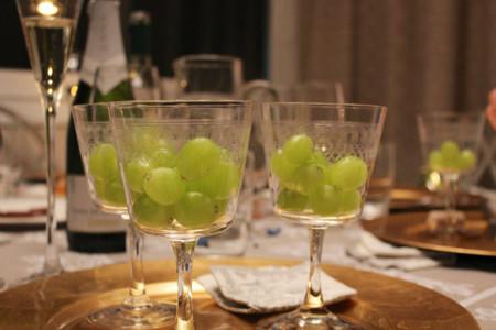 Uvas de Nochevieja: mejor con piel y del racimo