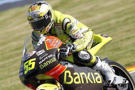 MotoGP Alemania 2011: Héctor Faubel gana por vuelta rápida después del empate con Johann Zarco