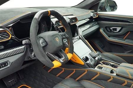 Lamborghini Urus Mansory Venatus 9