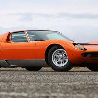 Lamborghini tiene en la mira revivir al mítico Miura en los próximos años