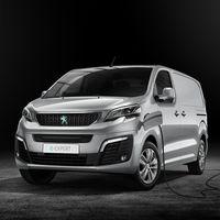 La Peugeot e-Expert aterriza en España: una furgoneta eléctrica de hasta 330 km de autonomía desde 32.600 euros