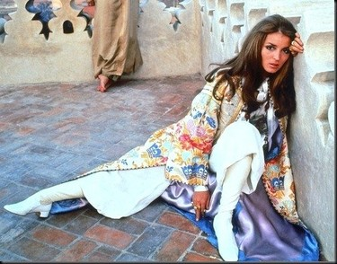 Tendencias Primavera 2011. ¿Quién es Talitha Getty?
