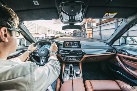 BMW M5 2018 Prueba 16