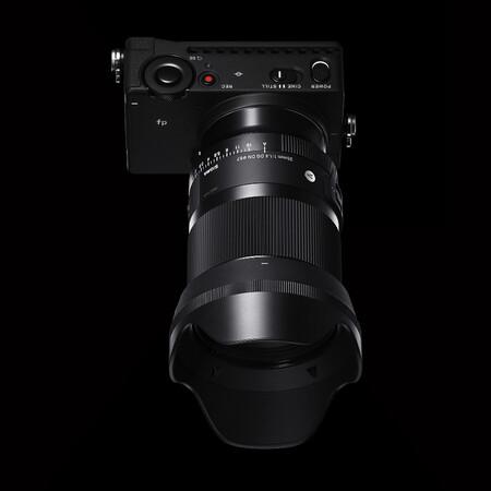 Sigma 35mm F14 Dg Dn Art 4