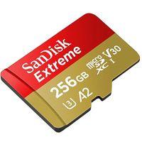 Amazon tiene hoy los 256 GB de la micro SDXC SanDisk Extreme a unos ajustados 68,80 euros
