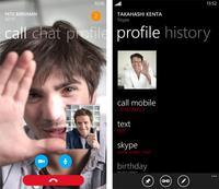 Skype para Windows Phone 8 se actualiza con soporte para vídeo en HD e integración con el hub de contactos