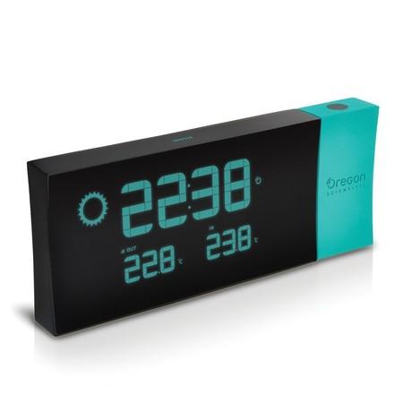 El reloj proyector   Oregon Scientific Prysma ahora cuesta sólo 49,75 euros en Amazon con envío gratis