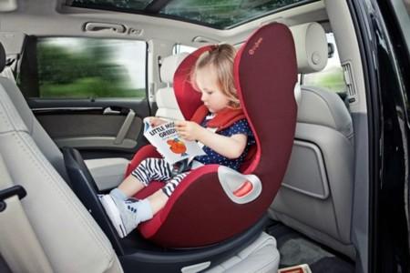Sillas infantiles mal utilizadas en el coche, más común de lo que creemos