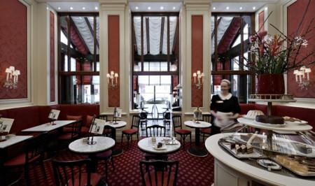 Viena Sacher Cafe