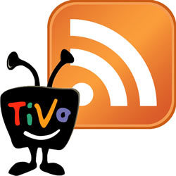 TiVo permite la suscripción a vídeos por RSS