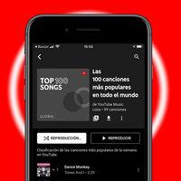 YouTube Music para iOS ya permite a los usuarios ver las letras de las canciones