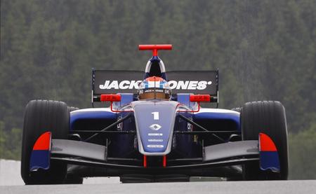 Kevin Magnussen WSR 2012 Spa