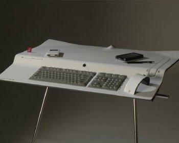 CompTable: mesa y ordenador en uno