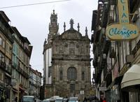 Descubriendo Oporto: la Iglesia y Torre dos Clérigos