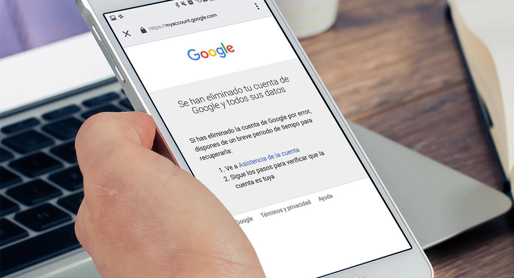 How to delete your Google account from an Android mobile