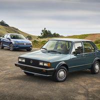 Así ha evolucionado el Volkswagen Jetta en 39 años
