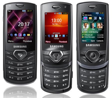Samsung Shark, las gamas medias y bajas también quieren redes sociales