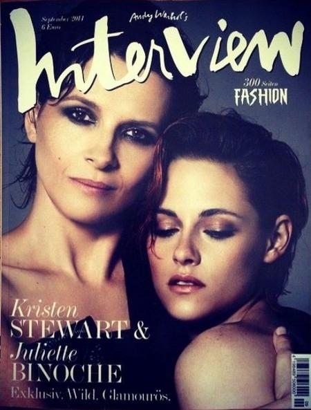 Interview Alemania: Juliette Binoche y Kristen Stewart