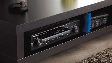 Yamaha presenta el RX-S602, un receptor AV compacto con el que montar un sistema de sonido 5.1 inalámbrico