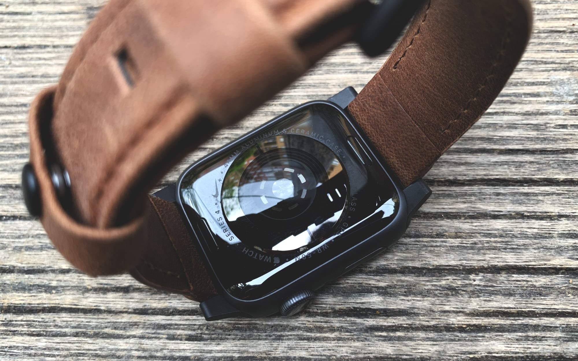 Foto de UAG Leather Strap para Apple Watch (7/18)