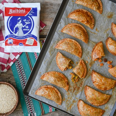 Cuatro recetas de empanadillas con rellenos sorprendentes para renovar un clásico atemporal