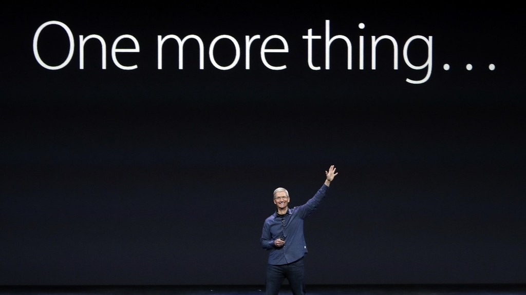 One more thing... alud de análisis e impresiones del <strong>iPhone℗</strong> XR y el HomePod»>     </p> <div class=