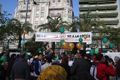 Reflexiones para el día de la Huelga en Educación: ¿es la LOMCE la reforma que necesitábamos?