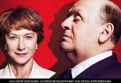 'Hitchcock', la película