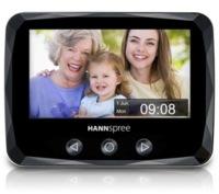 Marco digital HANNspree SG4311SB con otras funciones extra