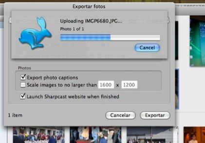 Sharpcast ahora con cliente para Mac